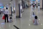 Tin mới vụ bé gái bị đánh dã man ở sân bay Tân Sơn Nhất
