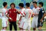 Hòa U19 Việt Nam, cầu thủ U19 Trung Quốc òa khóc nức nở