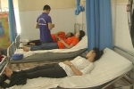 Ăn xong bữa trưa, 56 công nhân nhập viện do sang chấn tâm lý
