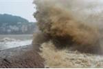 Siêu bão Utor hoành hành, Trung Quốc báo động đỏ