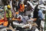 Thi thể người nằm la liệt trong vụ giẫm đạp ở thánh địa Mecca