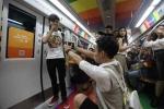 Điểm lại 10 màn cầu hôn 'bá đạo' nhất Trung Quốc năm 2015