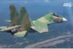 Cận cảnh Su-30 - 'Hổ mang chúa' của Không quân Việt Nam
