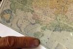 Trưng bày bản đồ Trung Quốc không Hoàng Sa, Trường Sa