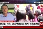 Video: Vớt 6 thi thể nạn nhân máy bay AirAsia