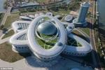 Ông Kim Jong-un thị sát tòa nhà 'hạt nhân' mới khánh thành