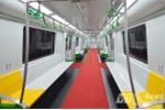 Mẫu tàu đường sắt Cát Linh - Hà Đông: Nên có khoang riêng cho người tàn tật