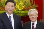 Chủ tịch Trung Quốc Tập Cận Bình sẽ thăm Việt Nam vào đầu tháng 11