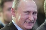 Video: Tổng thống Putin nháy mắt với người dân New York rồi đột ngột biến mất
