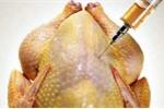 Những thủ đoạn 'phù phép' thịt gà, bò bẩn đánh lừa người tiêu dùng