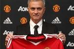 Mourinho: 'Làm HLV Man Utd là vinh dự đặc biệt'