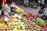 Rau quả Trung Quốc: Bí hiểm 'chất lạ'