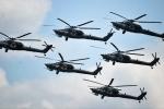 Đàn 'chim sắt' dũng mãnh của đội bay đặc biệt Không quân Nga