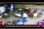 TP.HCM: Đi đổ xăng bị cướp nửa tỷ đồng
