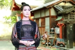 Hoa hậu Thùy Dung, Ngọc Hân ấn tượng khi trình diễn thời trang tại Nhật Bản