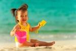 Mẹo phòng bệnh đường hô hấp mùa hè cho trẻ