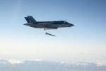 Gã 'béo' F-35 lần đầu ném bom thông minh