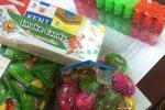 Bắt hàng chục ngàn sản phẩm bánh kẹo, đồ chơi gây độc hại
