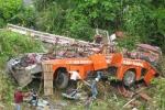 Tai nạn ở Lào Cai: Bí ẩn người cầm lái lúc xe lao xuống vực