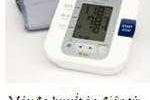 Máy đo huyết áp Omron: Bạn đồng hành không thể thiếu