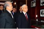 Tổng bí thư dự 110 năm ngày sinh cố Thủ tướng Phạm Văn Đồng