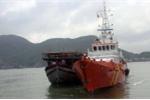 Cứu sống 10 ngư dân trên tàu cá bị chìm