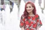 Hoa hậu Diễm Hương lần đầu chia sẻ lý do bố mẹ không tới dự đám cưới