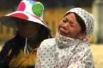 Thừa Thiên - Huế: Tàu chìm, bốn ngư dân mất tích
