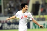 Văn Toàn đưa bóng chạm cột dọc U19 Trung Quốc