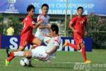 U19 Trung Quốc may mắn cầm hòa U19 Việt Nam