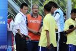 HLV U19 Trung Quốc căng thẳng tột độ
