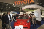 Sản lượng hãng Toyota giảm mạnh 6 tháng đầu năm