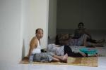 Ảnh: Cháy chung cư Linh Đàm, hàng trăm người nháo nhác di tản