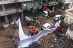 Video: Hiện trường thảm khốc vụ thang máy rơi tự do làm 2 người chết