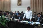 Bộ trưởng Thăng gay gắt cảnh cáo Tổng thầu Trung Quốc vụ sập giàn giáo