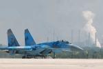 Chiến đấu cơ Ukraine tuần tra sát biên giới Nga