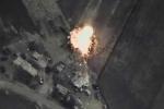 Nga vẫn tiếp tục không kích IS ở Syria bất chấp lệnh rút quân