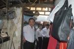 Ông Trần Thọ thị sát 'khu ổ chuột' tệ nhất Đà Nẵng