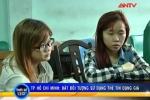 Tóm 'kiều nữ' Malaysia dùng thẻ giả mua hàng hiệu