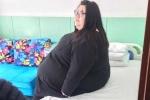 Cô gái 'béo nhất Trung Quốc' cắt nhỏ dạ dày để giảm cân