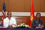 Kết quả đối thoại chính sách quốc phòng Việt - Mỹ