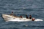 Ngư dân Việt Nam bị cướp biển tấn công