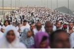150 người thiệt mạng trong vụ giẫm đạp gần thánh địa Mecca