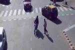 Clip: Cảnh giao thông 'hỗn loạn một cách có trật tự' khó tin nhất quả đất