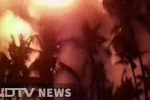 Clip: Cháy ngùn ngụt như tận thế ở ngôi đền Ấn Độ, ít nhất 80 người chết