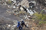 Máy bay Airbus A320 rơi: Bắt đầu thu thập thi thể nạn nhân