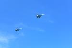 Su-30 bay lượn tại Lễ thượng cờ tàu ngầm Kilo