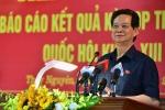 Thủ tướng: Giữ vững môi trường hòa bình để phát triển đất nước