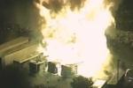 Mỹ: Nổ nhà máy khí gas rung chuyển Florida