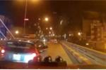 Người tung video 'lái taxi đâm loạt xe máy nhảy cầu vượt tự tử' gián tiếp gây tai nạn?